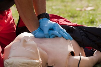 HLTAID002 Provide basic emergency life support